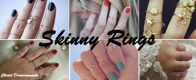 Skinny Rings apresentação